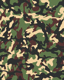 Sömlös kamouflageinnegrej Arkivbilder
