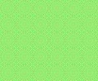 Sömlös ljus cirkelmodell - gräsplan Royaltyfria Bilder