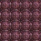 Sömlös mönstrad metalltextur Royaltyfri Bild