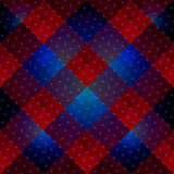 Sömlös mönstrad textur vektor illustrationer