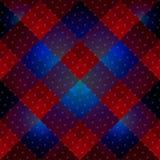 Sömlös mönstrad textur Royaltyfri Bild