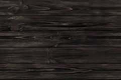 SÖMLÖS mörk grå träbakgrund Arkivbilder