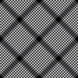 Sömlös modebur Arkivfoto