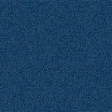 Sömlös modell av blå grov bomullstvilltexturbakgrund Arkivbild