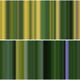 Sömlös modell av färgrika band stock illustrationer