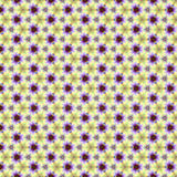 Sömlös modell detviolett Royaltyfria Bilder