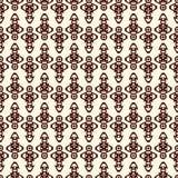 Sömlös modell för översikt med den abstrakta prydnaden Etniskt motiv Upprepade geometriska diagram tapet Modern yttersida Arkivfoto