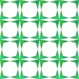 Sömlös modell för abstrakt geometrigräsplan Royaltyfri Fotografi