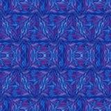 Sömlös modell för abstrakt vektor Royaltyfri Fotografi