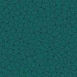 Sömlös modell för abstrakt vektor av peppar stock illustrationer