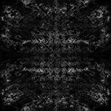 Sömlös modell för bandfärg Hand dragit shiboritryck Royaltyfri Bild