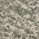 Sömlös modell för Digital PIXELkamouflage för din design den bästa nedladdningoriginalen skrivar ut klar textur till vektorn stock illustrationer
