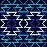 Sömlös modell för etnisk boho Kläcka för hand traditionell prydnad geometrisk bakgrund stam- modell Folk motiv Royaltyfria Bilder