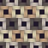 Sömlös modell för etnisk boho matt asiat Klottra textur Folk motiv stock illustrationer