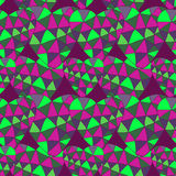 Sömlös modell för färgrik vektor av härliga hjärtor Det bästa för dag för valentin` s stock illustrationer