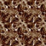 Sömlös modell för patchworkvattenfärg Royaltyfri Foto
