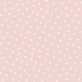Sömlös modell för prick i populära färger stock illustrationer