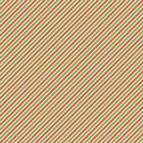 Sömlös modell för rosa färg- och gräsplanband royaltyfri illustrationer