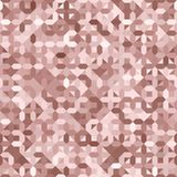 Sömlös modell för Rose Gold Millennial Pink Sequins textur stock illustrationer