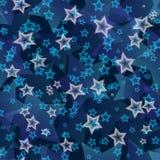 Sömlös modell för stjärnor Fotografering för Bildbyråer