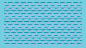 Sömlös modell för vektor, abstrakt begrepp, minsta geometriska former, kub royaltyfri illustrationer