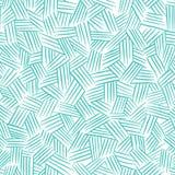 Sömlös modell för vektor med hand drog linjer Traditionellt kläcka Royaltyfri Fotografi