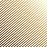 Sömlös modell med guld- färg Diagonal bandabstrakt begreppbakgrund Royaltyfria Foton