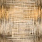 Sömlös modell med vertikal och horisontalgrunge genomskurna band Arkivfoton