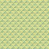 Sömlös modellbakgrund för abstrakta geometriska tegelplattor Royaltyfri Foto