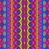 Sömlös modelldesign för färgrik etnisk prydnad den bästa nedladdningoriginalen skrivar ut klar textur till vektorn royaltyfri illustrationer