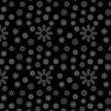 Sömlös modellkombination för vektor av stjärnan och annan Arkivfoton