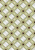 Sömlös mosaikbakgrund av skinande remsor och fyrkanter Fotografering för Bildbyråer