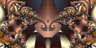 Sömlös openwork modell Du kan använda det för inbjudningar, noteb Royaltyfria Bilder