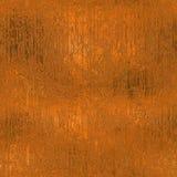 Sömlös orange folie och Tileable bakgrundstextur Royaltyfri Foto