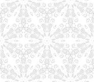 Sömlös orientalisk vektorbakgrund Royaltyfri Fotografi