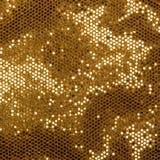Sömlös paljetttexturbakgrund Royaltyfria Bilder