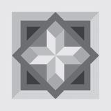 sömlös parkett- eller marmortextur Royaltyfria Bilder