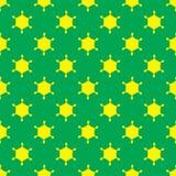 Sömlös pattern_14 01 2019 A _3 stock illustrationer