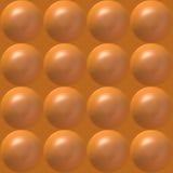 Sömlös plast- bubblamodell royaltyfri illustrationer