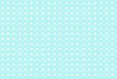 Sömlös pojkaktig modell vita blåa stjärnor för bakgrund Arkivbild