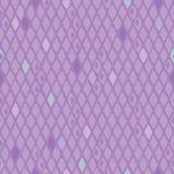 Sömlös rombbakgrund - lilafärg Arkivbild