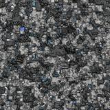 Sömlös science fictionbakgrund Fotografering för Bildbyråer