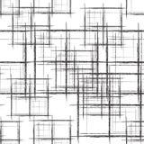 Sömlös skrapamodell för vektor Arkivbild