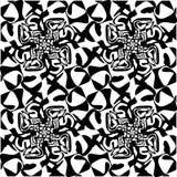 Sömlös svart marmor royaltyfri illustrationer