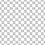 Sömlös svartvit vävmodelldesign Royaltyfria Foton