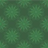Sömlös tegelplattatexturvektor för en bakgrund Royaltyfria Bilder