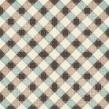 Sömlös textiltäckemodell vektor illustrationer