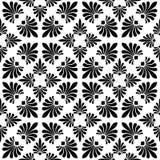 Sömlös textur av abstraktiongeometri Arkivfoto