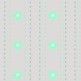 Sömlös textur av blommaprydnaden Arkivfoton
