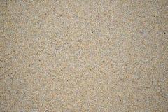 Sömlös textur av fin sand Top beskådar arkivbild